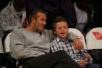 PEMAIN MUDA: Brooklyn Beckham Bermain untuk Fulham U15
