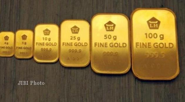 Harga Emas Hari Ini Harga Jual Antam Kembali Stagnan