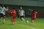 INDONESIA XI VS FULHAM U21 : Tim Indonesia Menang 2-0