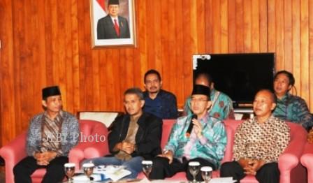 HAJI 2013 : Amirul Hajj Imbau Jemaah Bersiap Wukuf