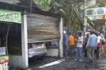 KEBAKARAN : Travo Meledak, Garasi & Mobil Warga Jogja Terbakar