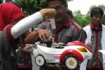 Dua Mobil Mini UGM Raih Prestasi Tingkat Internasional