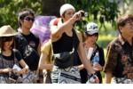 WISATA JATENG :  Kunjungan Wisatawan Asing di Jateng Turun