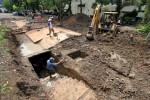CAGAR BUDAYA SOLO : Restorasi Bungker Dimulai, Pemkot Cari Titik Rembesan Air