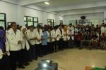 PENANGKAPAN DOKTER MANADO : Aksi Solidaritas di RSUD Wonosari Libatkan Pasien