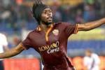 JELANG AS ROMA VS SASSUOLO : Gervinho Diprediksi Comeback Akhir Pekan Ini