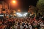 HAUL KIAI SIRAJ : Ribuan Orang Berdatangan, Jl Honggowongso Solo Ditutup