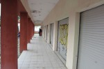 Belasan Kios di Terminal Ngargoyoso Karanganyar Mangkrak