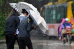 BENCANA ALAM : Topan Haiyan Picu Hujan Badai di China Selatan