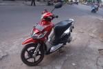 MODIFIKASI SEPEDA MOTOR : Matic Tampil Makin Kinclong, Ini Dia!
