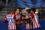 ATLETICO MADRID VS AUSTRIA WINA : Gasak Wina 4-0, Atletico ke 16 Besar