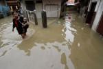 Hujan Terus Turun, 55 KK di Solo Terancam Banjir