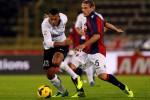 BOLOGNA 1-1 INTER MILAN: Kutukan Tiang Gawang Hantui Inter