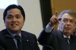 INTER MILAN : Thohir Presiden Baru, Era Morrati Berakhir