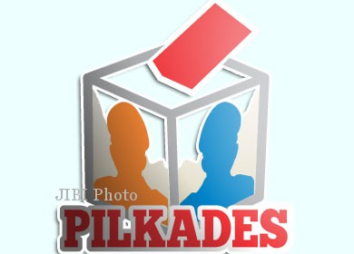 Pilkades Serentak Sukoharjo 2018 di 125 Desa, Gedangan BelumPasti