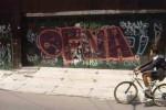 VANDALISME DI SOLO : BCB Tak Luput Jadi Sasaran Vandalisme