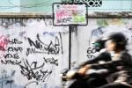 VANDALISME DI SOLO : Satpol PP: Vandalis Aksi Coret-coret Sulit Ditangkap