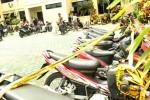 BALAP LIAR:  Polisi Amankan Puluhan Motor