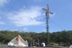 Kincir Angin Dipasang di Pantai Baru