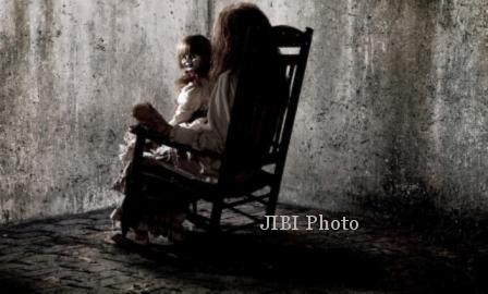 KISAH MISTERI : Boneka Annabelle Ternyata Tidak Pernah Dimasuki Roh, Tapi...