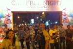 TAHUN BARU 2014 : Warga Surabaya Padati Area Car Free Night sejak Siang