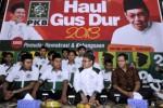 FOTO HAUL GUS DUR : PKB Peringati Haul Gus Dur