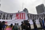 Hari Antikorupsi di Jateng Diperingati dengan Jalan Sehat di Simpang Lima Semarang