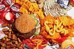 Ilustrasi hidangan yang tergolong junk food (angrytrainerfitness.com)