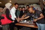 """PILPRES 2014 : Jokowi Resmi Jadi """"Presiden Slank"""""""