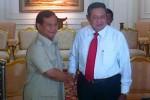PEMILU 2014 : SBY-Prabowo-Yusril Bahas Pemilu 2014