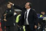 AS ROMA 3-2 NAPOLI : Benitez Puji Daya Juang Skuatnya