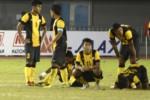 SEA GAMES 2013 : Kalahkan Malaysia 2-1, Singapura Amankan Perunggu
