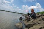 WADUK LALUNG KARANGANYAR: Surga bagi Para Pencari Ikan...