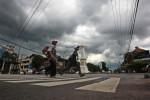 FOTO AWAN MENDUNG : Prospek Cuaca di Yogyakarta