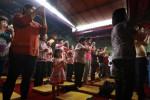 FOTO TAHUN BARU IMLEK : Doa Bersama Menjelang Imlek