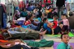 BANJIR JAKARTA : Pemprov DKI Gagas 1 Lokasi Pengungsian Terpusat