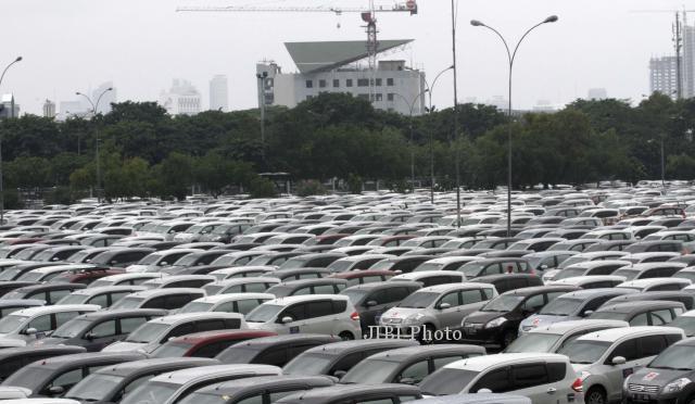 PENJUALAN MOBIL : 2013, Indonesia Ungguli Thailand