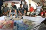 Gerebek Pesta Miras, Polisi Solo Malah Tangkap 6 Pejudi