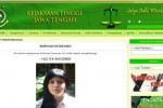KASUS KORUPSI : Kejakti Buru 30 Koruptor, Slamet Suryanto Diabaikan
