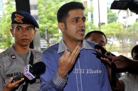 KASUS WISMA ATLET : KPK Sita Ruko Terkait Pencucian Uang Nazaruddin