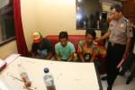 PESTA MIRAS SOLO : 3 Remaja Dikukut Polisi, Minum Banyu Setan Karena Gengsi