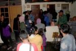 TAHUN BARU 2014 : Car Free Night Solo, Antre Toilet Setengah Jam!