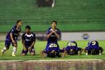 FOTO INTER ISLAND CUP 2014 : Sujud Syukur