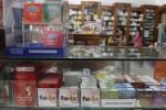FOTO APOTEK : Penjualan Kondom