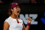 AUSTRALIAN OPEN 2014 : Hentikan Sihir Cibulkova, Li Na Raih Grand Slam Kedua