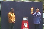 PIALA DUNIA 2014 : SBY Bisiki Dwight Yorke Soal Tim Favoritnya di Piala Dunia