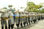 PELANTIKAN JOKOWi-JK : Polri Kerahkan 24.800 Personel, Polisi Luar Daerah Amankan Jakarta
