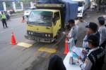 RAZIA MADIUN : 7 Sopir Angkutan Kena Tilang karena Melanggar Izin Trayek