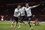 MANCHESTER UNITED VS TOTTENHAM HOTSPUR : Menang Tipis 2-1, Spurs Hentikan Rentetan Kemenangan United