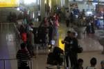 FOTO PEMBUKAAN BANDARA ADISOEMARMO : Bandara Adisoemarmo Kembali Normal